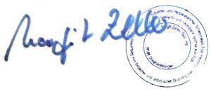 Unterschrift&Stempel